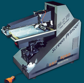 Screen Flat Printer